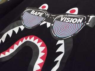 T-Shirt BAPE VISION