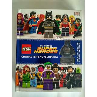 LEGO Character Encyclopedia DC Comics Superheroes