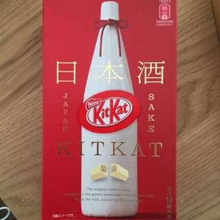 🚚 Kitkat日本酒