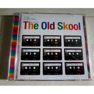 Class 95FM Back To The Old Skool Double CD Set - New Order, Bananarama, Debbie Gibson etc
