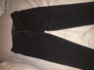 American Eagle Black Jeans