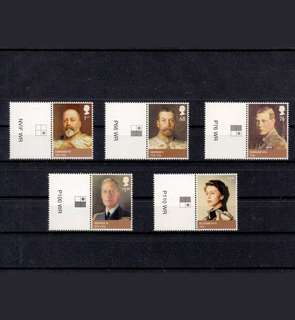 Great Britain Monarch | House of Windsor | Complete Set