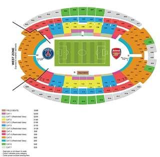 ICC singapore tickets 2018