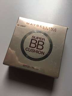 Maybelline Super BB Cushion (Brand New)