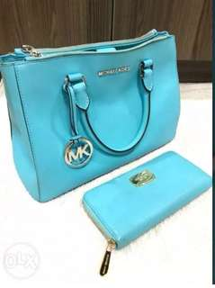 Michael Kors with wallet
