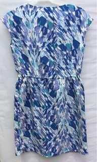 Espada blue dress