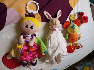 🚚 娃娃車 推車 玩具