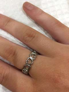 Heart Ring Band