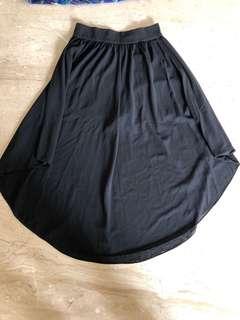Skirt pinggang karet