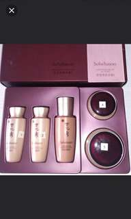 Sulwhasoo time series