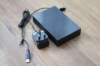8TB Seagate Backup Plus Portable HDD