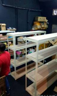 STORAGE RACKING FOR SHOP OR OFFICE