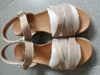 BN Ladies Sandals, Size 35