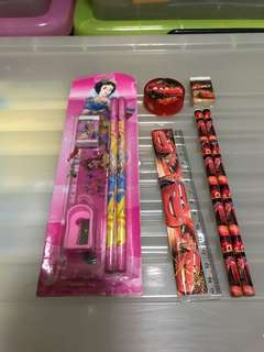 Little Stationery Set promotion at $2!!!  Design: as attach photo