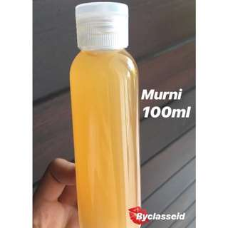 Cuka Apel Murni 100ml (Free Botol Spray)