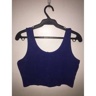 (Repriced) 4 in 1: Assorted Cropped Tops