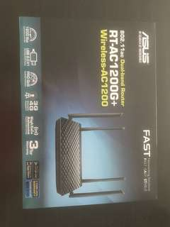New Asus wireless AC-1200