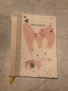 Super cute notebooks with different layouts