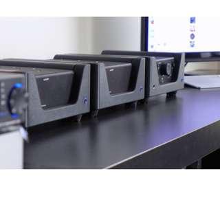 Pre amplifier & Monoblock amplifiers