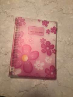 Notebook Looseleaf