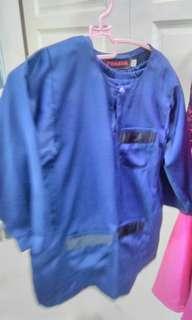 Baju Melayu budak navy blue 1t