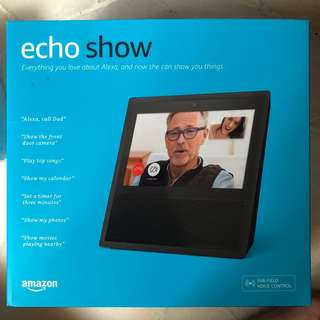 Amazon Echo Show (BNIB)