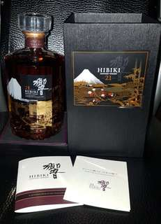 響21年日本威士忌