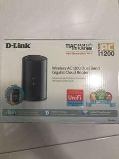 Dlink Wireless Router AC1200