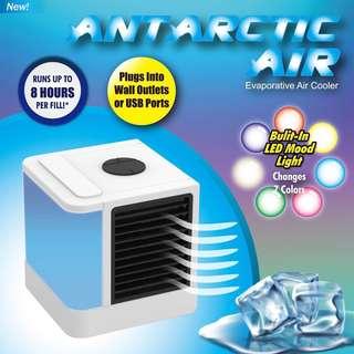 「推廣價」$189三合一迷你冷氣機二代一部 包順豐 關鍵字 夏天 涼爽 冷氣機 降溫 夏季  夏天 炎熱