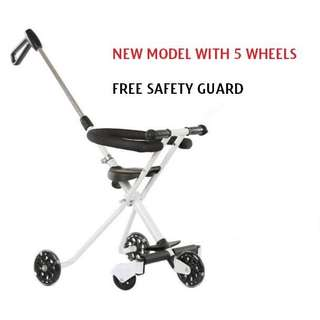 Magic Stroller 5 Wheel PREMIUM
