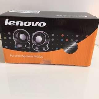 Lenovo portable speaker M0520