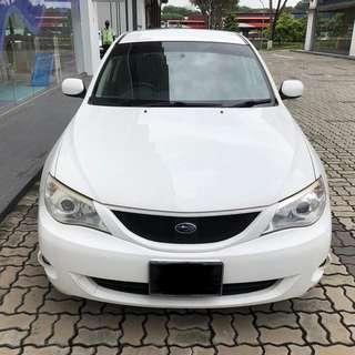 Subaru IMPREZA Limited Promotion! Grab Friendly*