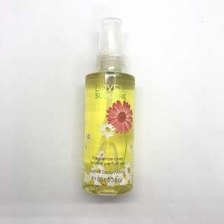 Bath and Body Works - Love & Sunshine - Fragrance Mist