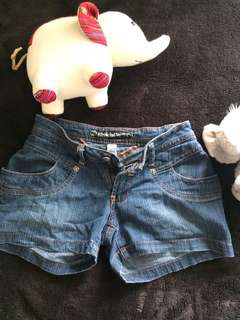 Freego denim shorts Small (24-25 waist)