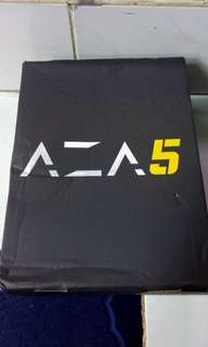 Ardiles - AZA 5 - black yellow