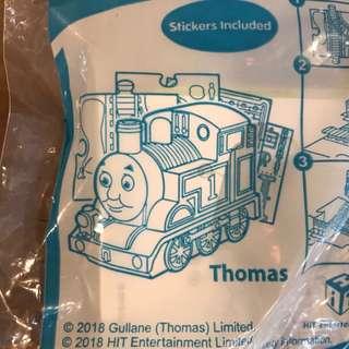 Happy Meal Toy - Thomas Train