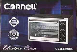 BNIB Cornell 20l electric oven