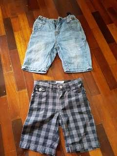 Miki boy short panta