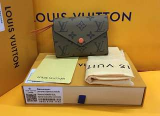Lv Short Wallet