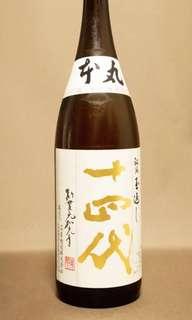 十四代 本丸 特別本釀造 清酒 1.8L