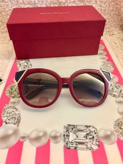 Ferragamo 太陽眼鏡 sunglass