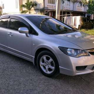 Honda Civic FD 1.8V 2010 Model