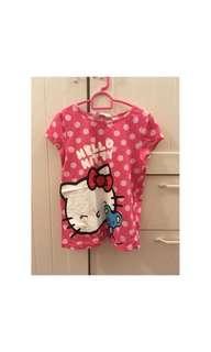 H&M Hello Kitty Girls T-Shirt