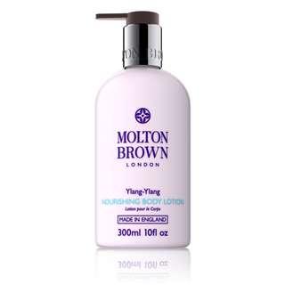 【Last Bottle】Molton Brown Ylang Ylang Nourishing Body Lotion 300ml