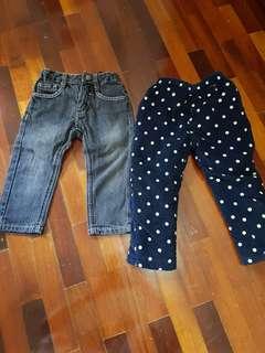 Boy Pants winter &normal jeans