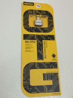 Remax OTG & USB