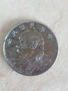 台灣貨幣(三年)
