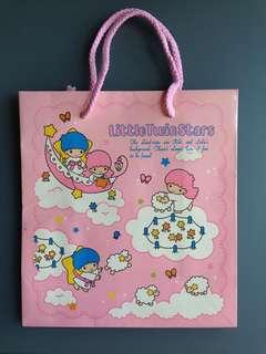 Little Twin Stars Shopping Bag