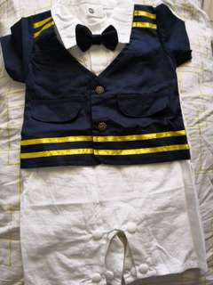 Baby pilot fashion