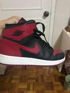 Authentic Jordan 1 limited edt